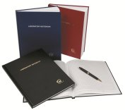 Heathrow Scientific  Laboratory Notebooks